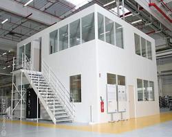 Cabine et bureau d 39 atelier cabine technique equipement for Conteneur reunion tarif